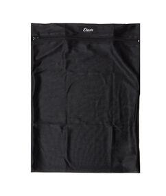 Washing bag schwarz.