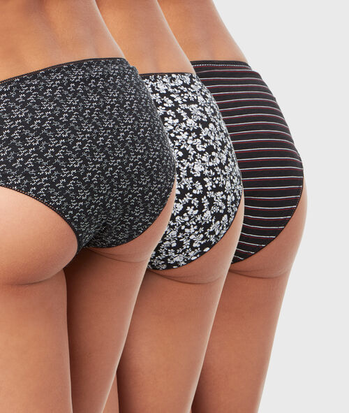 Pack of 3 shortys