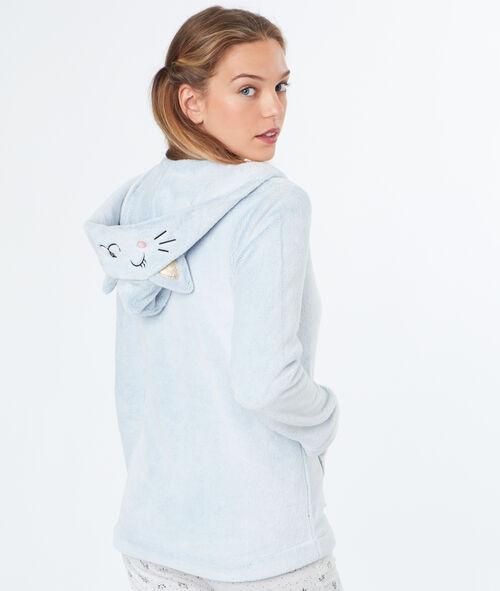 caticorn pyjama vest