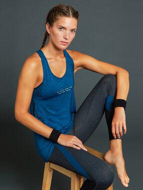 Sport top blue.