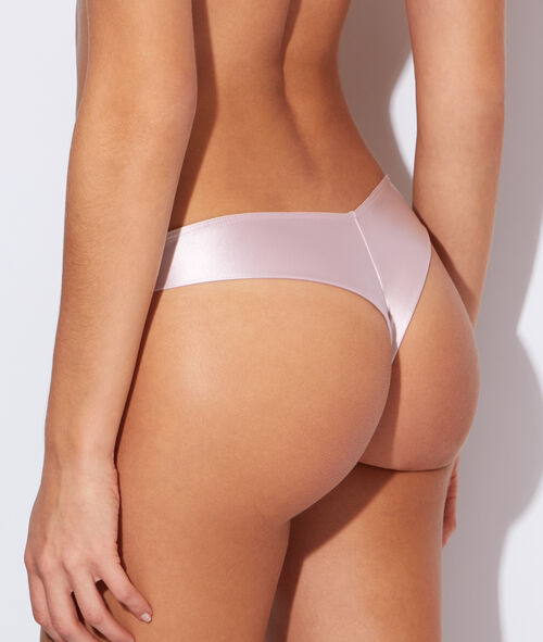 Micro thong