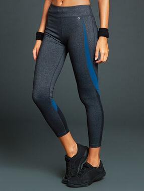 7/8 sport pants grey.