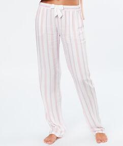 Pyjamas 3 pieces rosa.