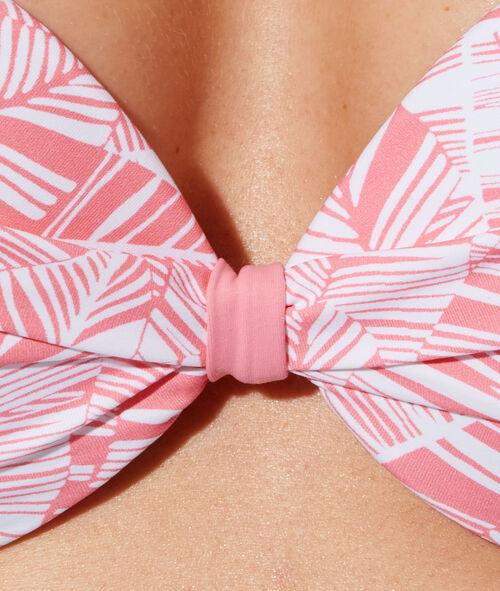 Printed magic up® bra