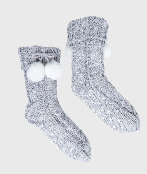 Interior socks