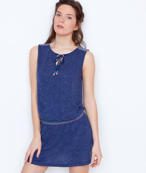 EMBROIDED NIGHTDRESS