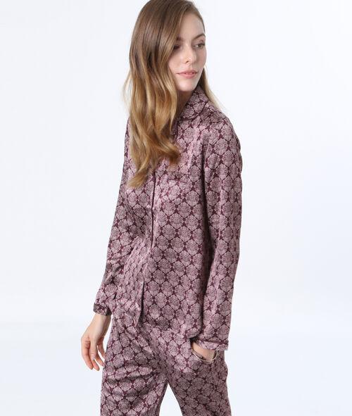 Pyjama oberteile
