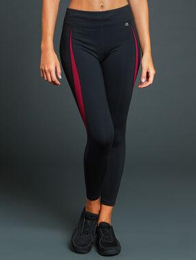 7/8 sport pant black.