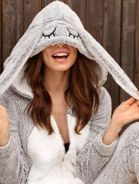 Bunny overall grey.