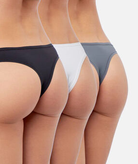 Pack of knickers multicolor.