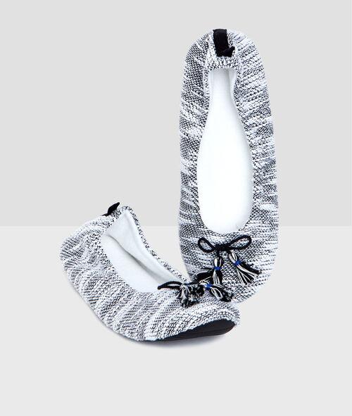 Ballet flat slippers