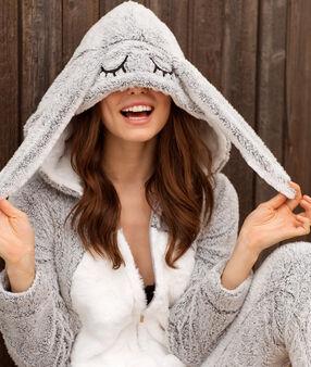 Bunny overall grau.