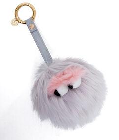 Carry keys grey.