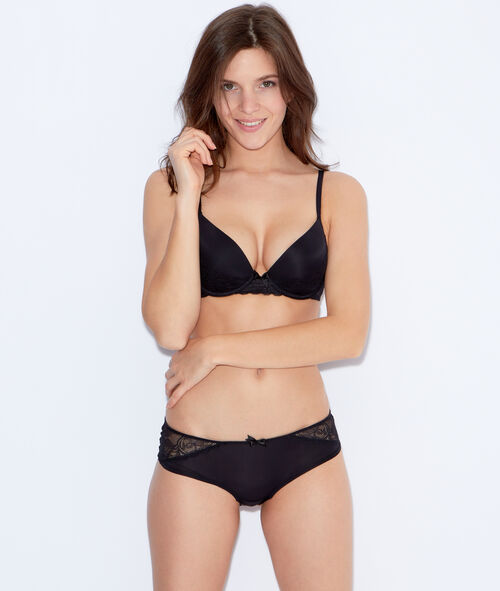 Lace and micro magic up® bra