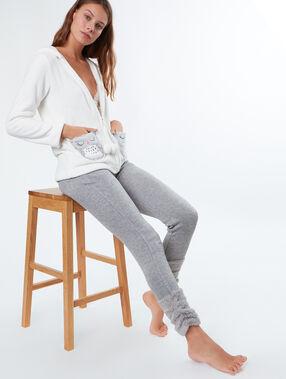 Pyjamas pants grey.