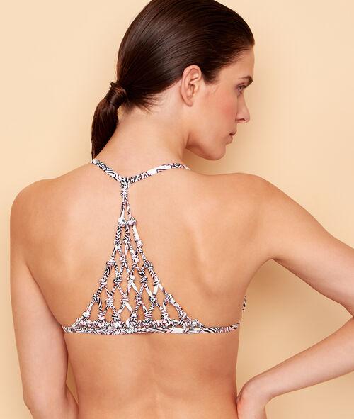 Triangle bra