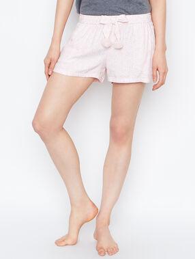 Pyjama shorts pink.