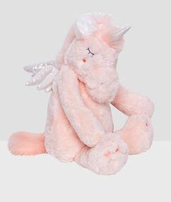 Range-pyjama licorne pink.