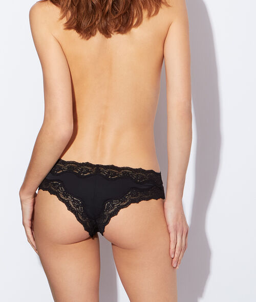 lace and micro brief