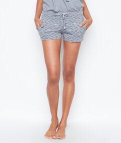 Pyjamashort grey.