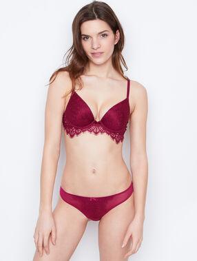 Magic up® bra purple.