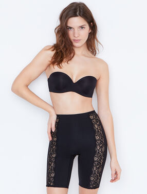 Panty shapewear black.