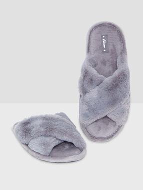Flip flops grau.