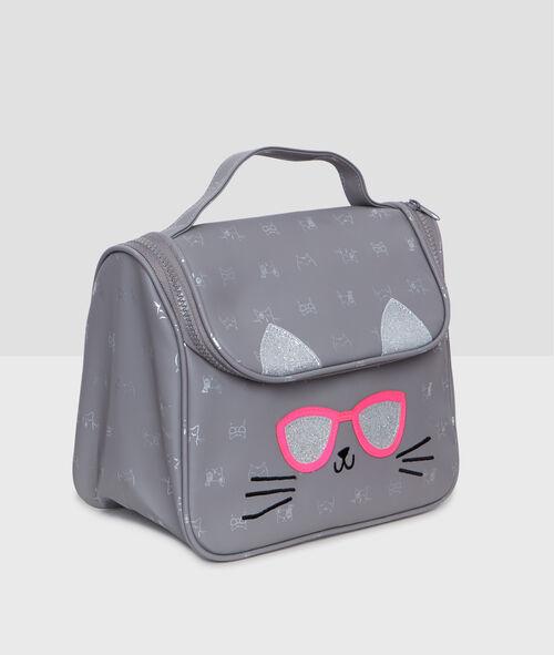 Cat toiletbag