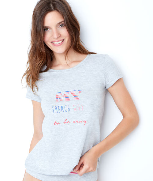 """My French way to be sexy"" T-shirt"