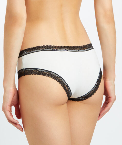 Pack of 2 coton shorts