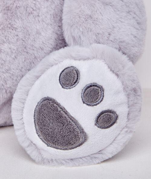 Bear pyjama rack