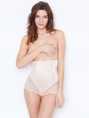 Hight waisted knickers pink.