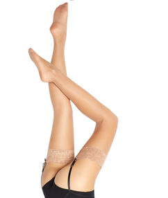 15d stockings peau.