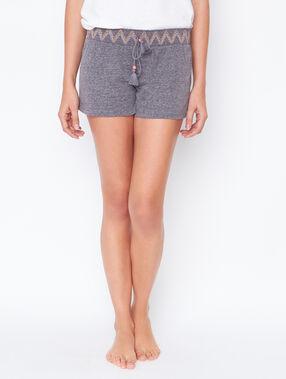 Pyjama short grey.