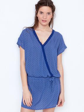 Nachthemden blau.