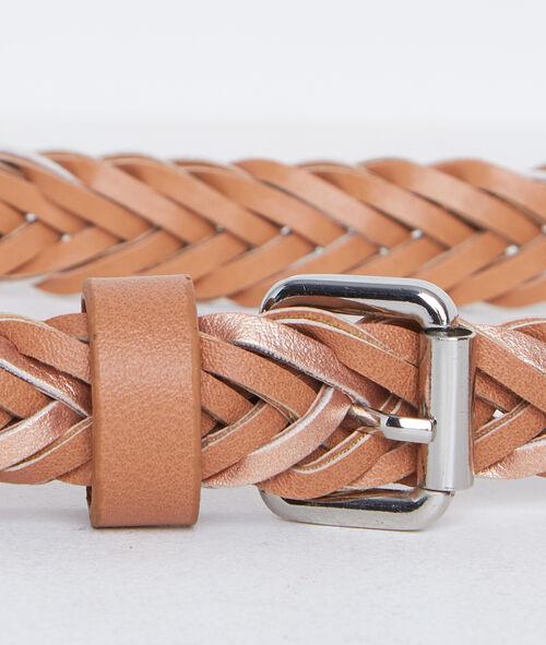 Breded belt