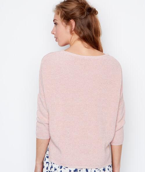 3/4 sleeves Sweater