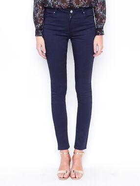 Slim pants navy.