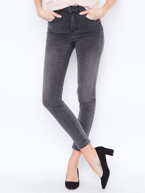 Skinny jeans anthracite grey.