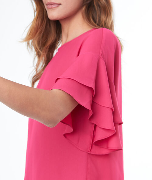 Short sleeves bluse
