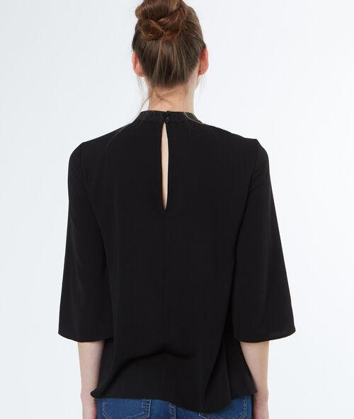 3/4 sleeves blouse