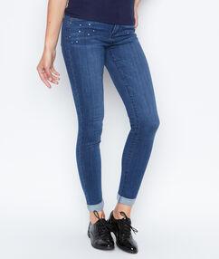 Slim jeans blue.