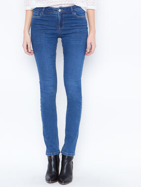 Slim jeans denim blue.