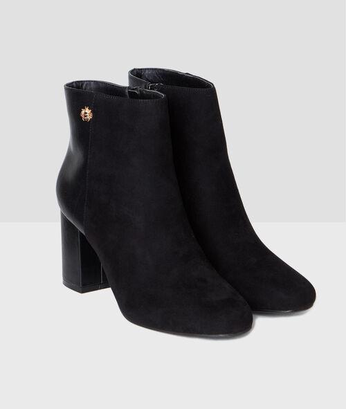 High-heels boots