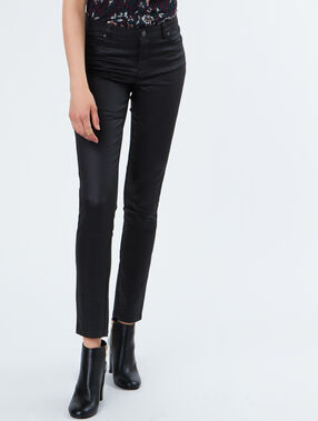 Slim pants black.