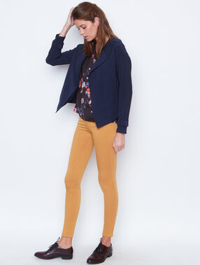 Short jacket navy.