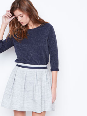 Skater skirt grey.