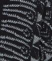 Short sleeve knitted vest