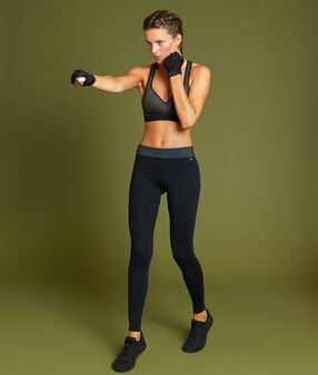 Sport pants black.