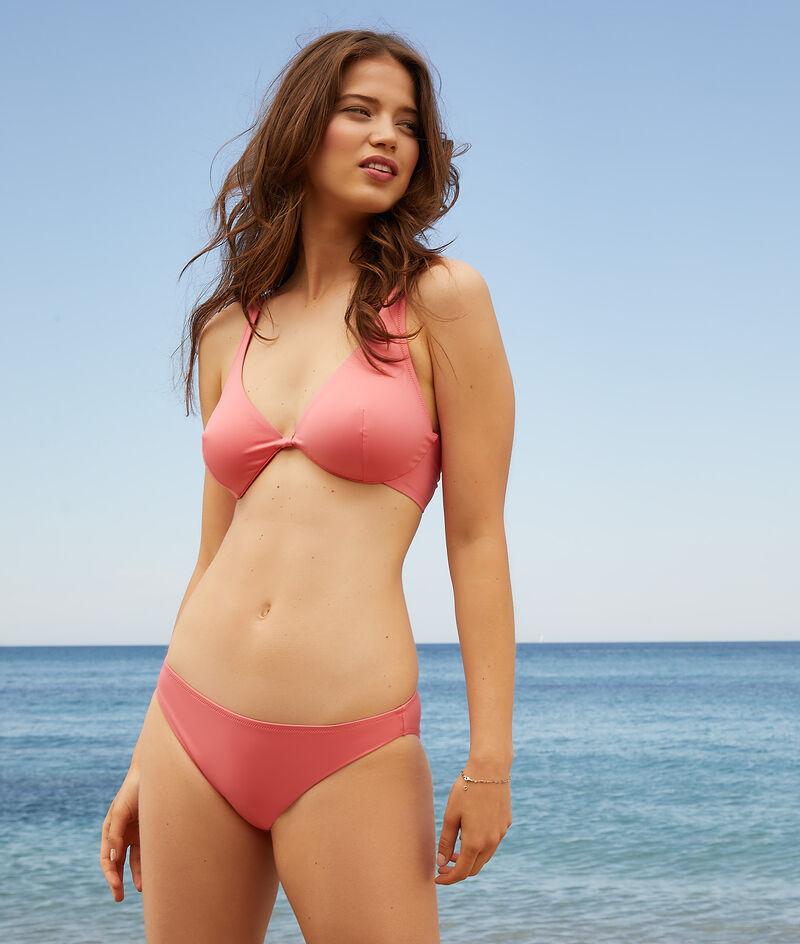 Half-cup swimsuit bra;${refinementColor}